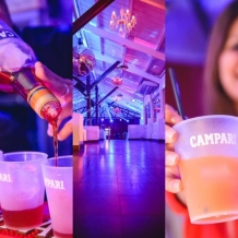 FIESTA CAMPARI - RED NIGHT